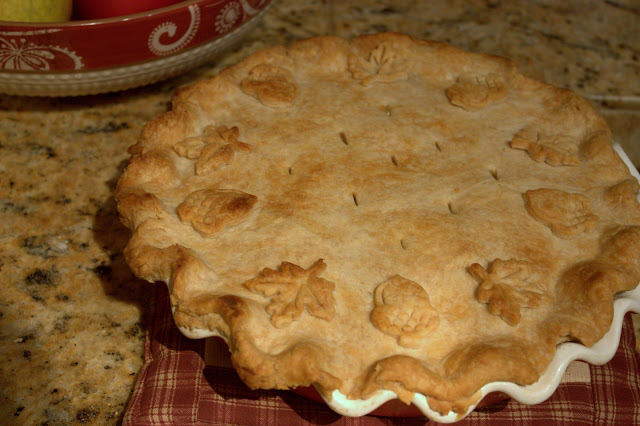 Turkey Pot Pie Recipe - home is where